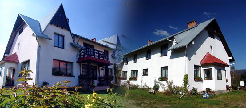Noclegi Wichrowe Wzgórza, Bieszczady Strzebowiska