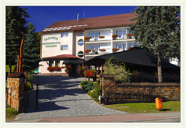 Dom Wypoczynkowy Tarnica w Solinie, Bieszczady
