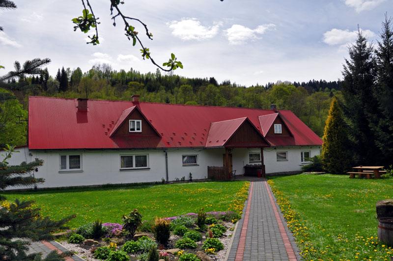 Pokoje i domki pod Otrytem Bieszczady Chmiel