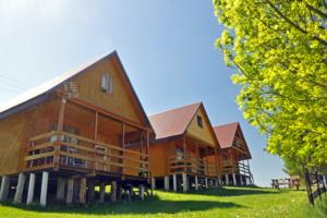 Domki nad Soliną Zawóz
