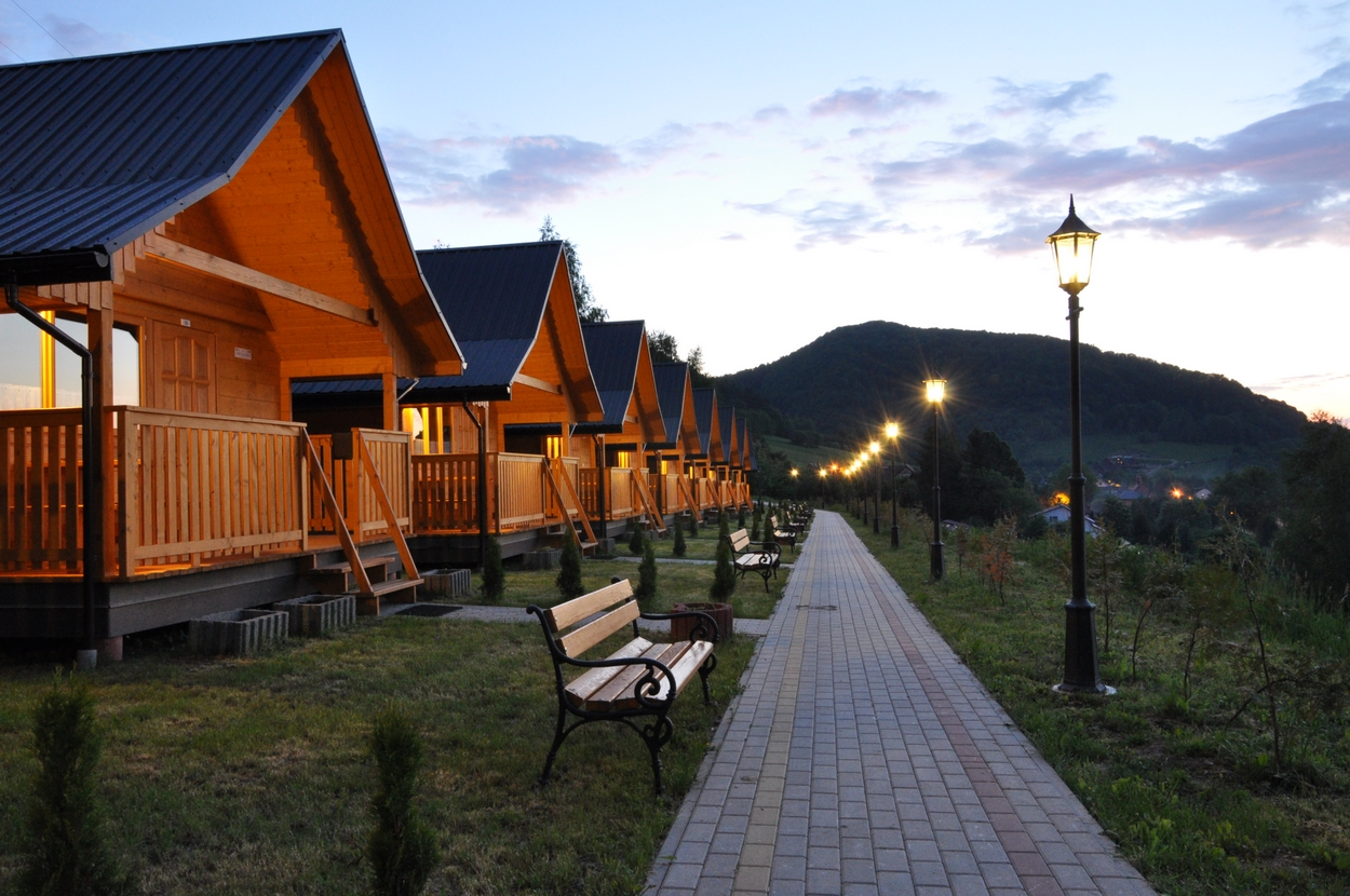 O.W. Zielone Wzgórza Solina, noclegi w Bieszczadach
