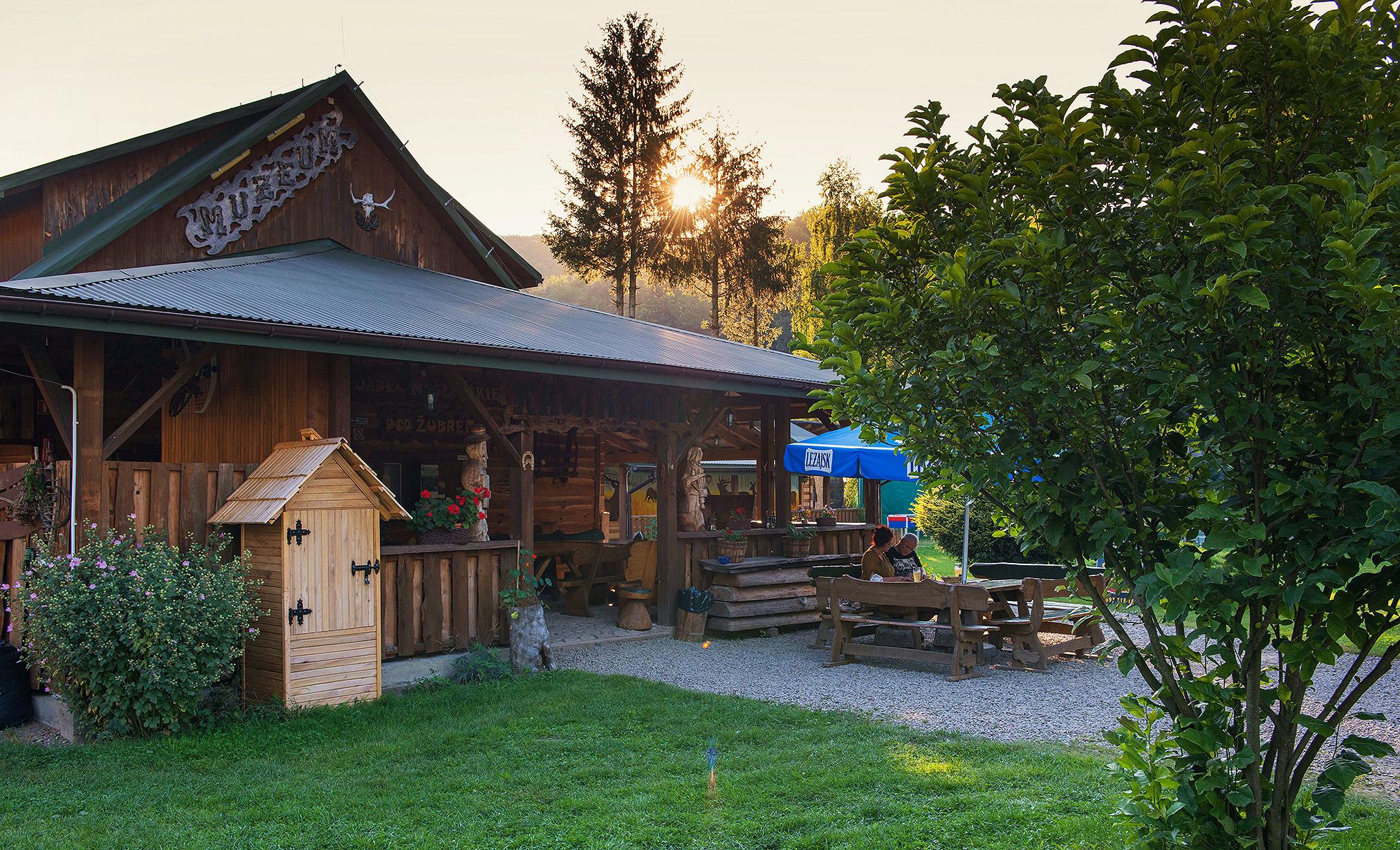 Muzeum Przyrodniczo Łowieckie Knieja Nowosiółki Bieszczady