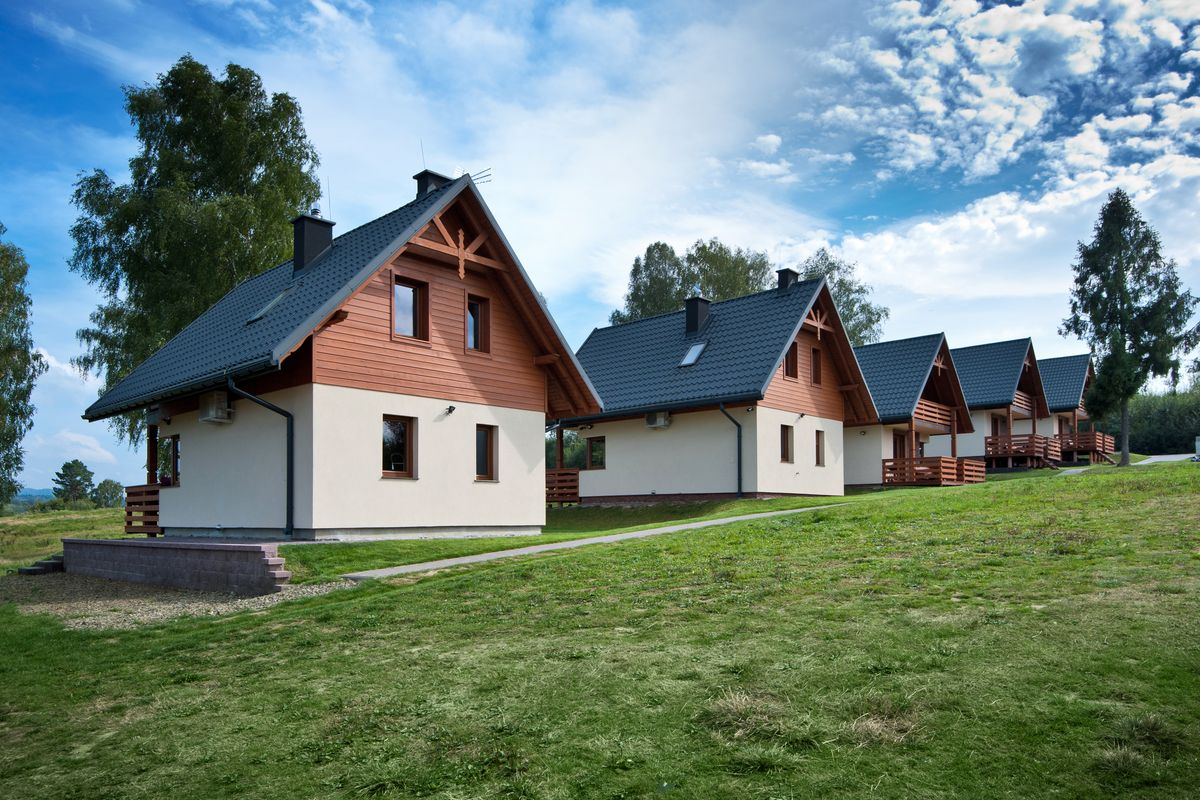 Domki nad Soliną Bieszczadzki Raj noclegi