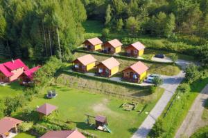 Zielona Przystań Domki nad Soliną