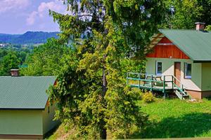 Domki u Szumana Zawóz