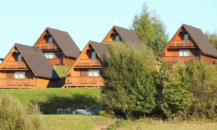 Domki Edwardówka noclegi w Bieszczadach