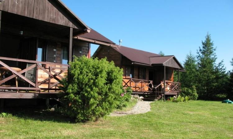 Domki w Smereku Bieszczady