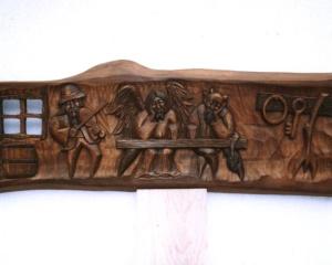 Pracownia Rzeźby Bóbrka nad Soliną Bieszczady
