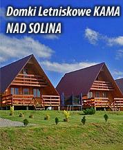 Domki letniskowe Kama Nad Soliną