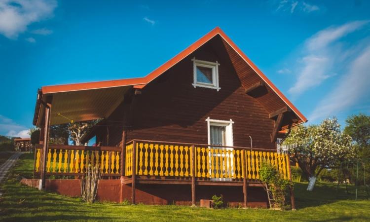 Domki u Aleksa, Wołkowyja, Bieszczady