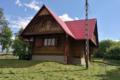 Domki Chrewt nad Soliną Bieszczady