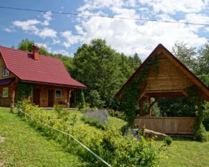 Domki agroturystyka Hulskie, Chmiel Bieszczady