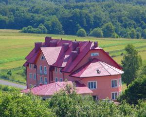Hotel Ewka Myczków Polańczyk noclegi Bieszczady