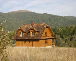 Chata Smerek Bieszczady noclegi