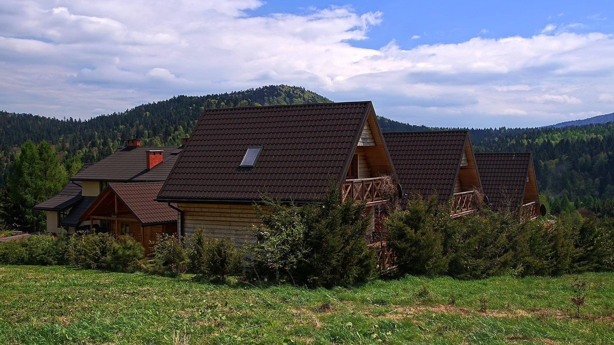 Domki Jeleni Skok Cisna, noclegi w Bieszczadach