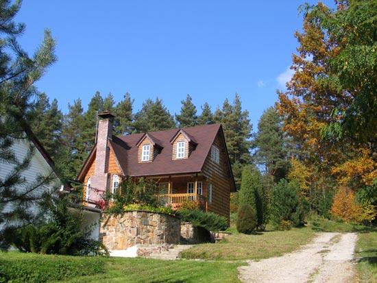 Domki Wczasowe Szept Orelec Bieszczady