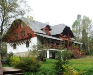 Siedlisko Brzeziniak, noclegi w Bieszczadach
