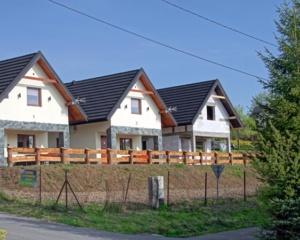 Domki KAMA w Polańczyku