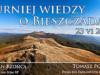 I Turniej Wiedzy o Bieszczadach na 1228 m n.p.m.