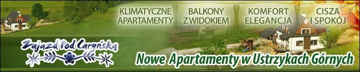 Apartamenty Pod Caryńską