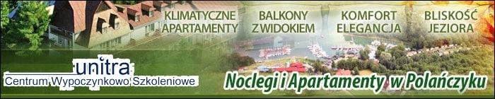 Unitra - Polańczyk | Bieszczady
